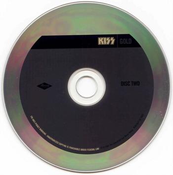 Kiss © - 2005 Gold 2CD