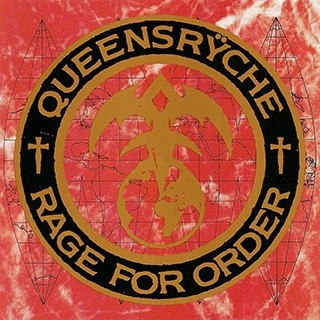 Queensryche - Rage for order 1986 (Digitally remastered 2003)