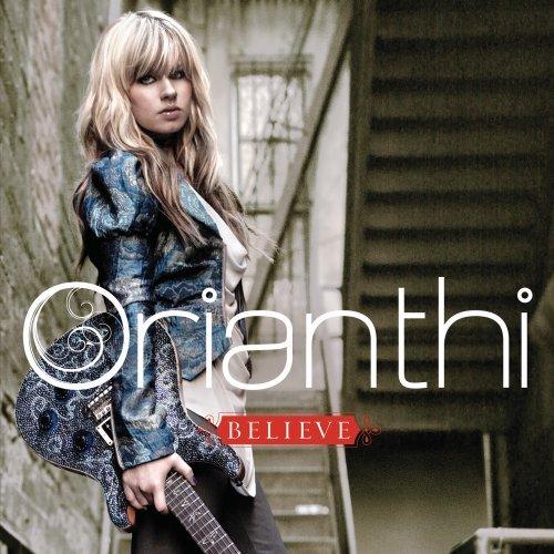 Исполнитель orianthi