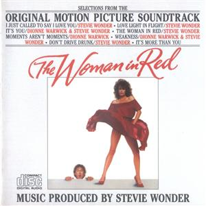 Stevie Wonder - The Woman In Red (1984) [Soundtrack]