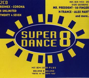 VA - Super Dance Vol.08 (1995)