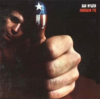 Don McLean - American Pie (United Artists / EMI Records) 1971