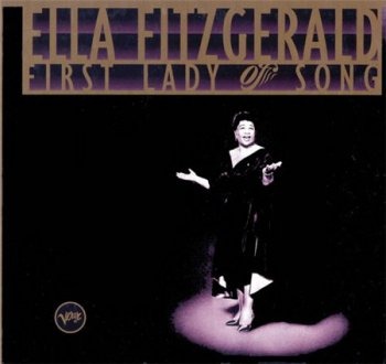 Ella Fitzgerald - First Lady Of Song (3CD Box Set Verve Records) 1993