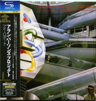The Alan Parsons Project - I Robot (Arista / BMG Japan Paper Sleeve SHM-CD 2008) 1977