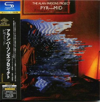 The Alan Parsons Project - Pyramid (Arista / BMG Japan Paper Sleeve SHM-CD 2008) 1978
