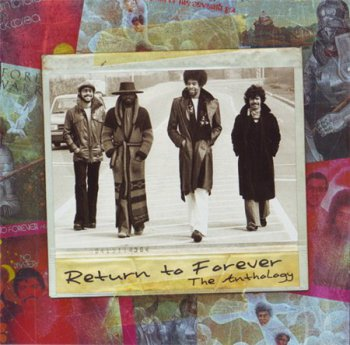 Return To Forever (Featuring Chick Corea) - The Anthology (2CD Set Concord Records) 2008