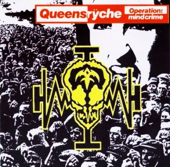 Queensryche - Operation: mindcrime 1988 (Digitally remastered 2003)