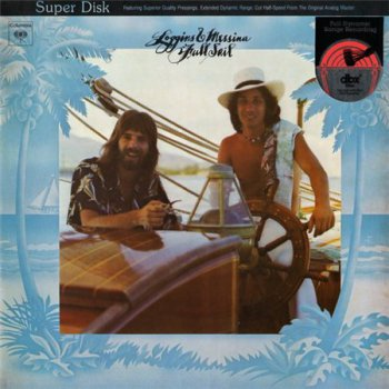 Loggins & Messina - Full Sail (Columbia / Direct Disk Labs dbx LP 1981 VinylRip 24/96) 1973