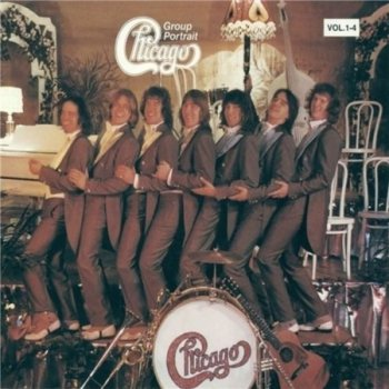 Chicago  - Group Portrait (4CD Box Set Chicago Records) 1991