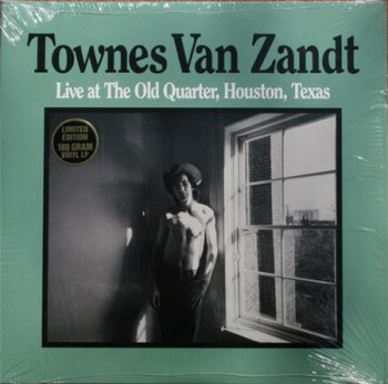 Townes Van Zandt - Live At The Old Quarter, Houston, Texas (2LP Set Fat Possum Records Limited Edition 2009 VinylRip 24/96) 1989
