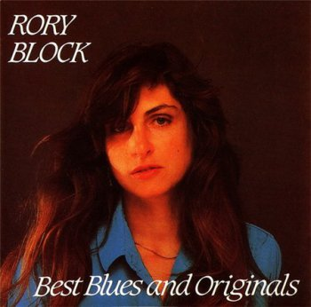 Rory Block - Best Blues And Originals (Munich Records) 1988