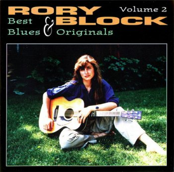 Rory Block - Best Blues And Originals Volume 2 (Munich Records) 1992