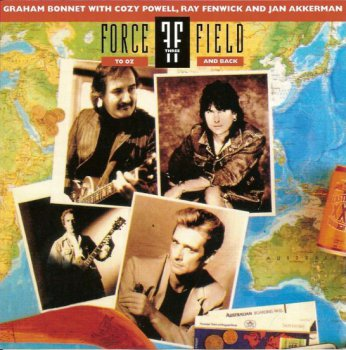 Forcefield Three-To Oz And Back 1992