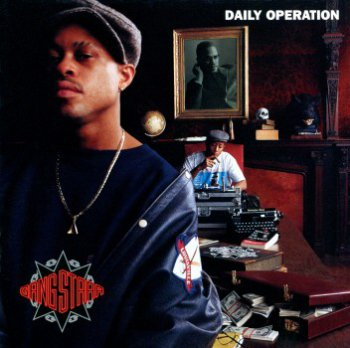 Gang Starr-Daily Operation 1992