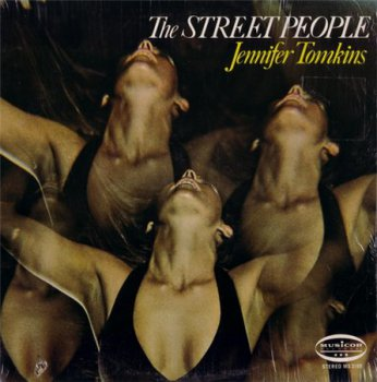 The Street People - Jennifer Tomkins (Musicor LP VinylRip 16/44) 1970