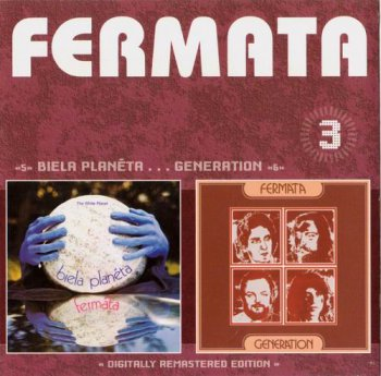 FERMATA - BIELA PLANETA / GENERATION (2CD) - 1980 / 1981
