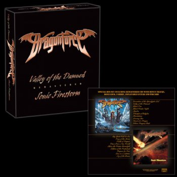 DRAGONFORCE - Valley Of The Damned & Sonic Firestorm [Limited Edition] (2010)