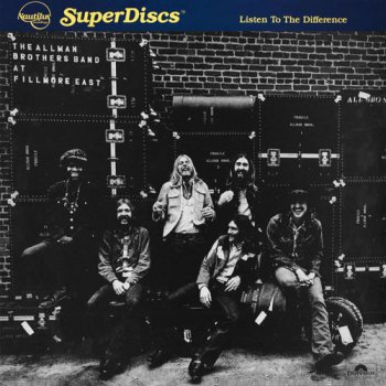 The Allman Brothers Band - At Fillmore East (2LP Set Nautilus SuperDiscs 1980 VinylRip 24/96) 1971