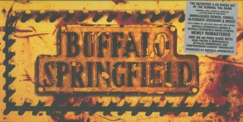 Buffalo Springfield - Buffalo Springfield Box Set (4CD Box Set Elektra / Wea Records) 2001