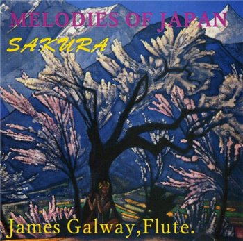 James Galway - Sakura Melodies of Japan (1988)