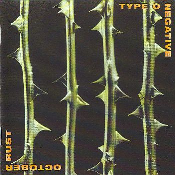 Type o negative-October rust 1996