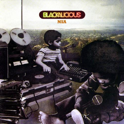Blackalicious Nia