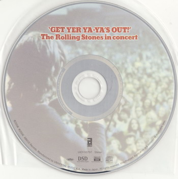 The Rolling Stones © - Get Yer Ya-Ya's Out! (Japan SHM-CD)
