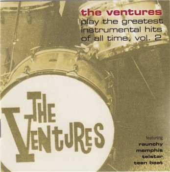 The Ventures - Play The Greatest Instrumental Hits Of All Time Vol.2 2003