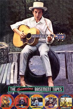 Bob Dylan - The Genuine Basement Tapes (5CD Box Set Scorpio Records) 1990
