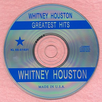 WHITNEY HOUSTON - Greatest Hits 1993