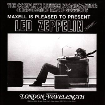 "Led Zeppelin ""The Complete British Broadcasting Corporation Radio Sessions"" (4CD)"