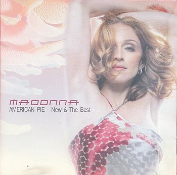 MADONNA - American PIE - New & The Best 2000