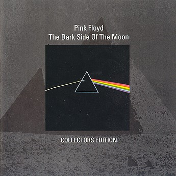 PINK FLOYD - The Dark Side Of The Moon (Collector's Edition) 2CD 1993