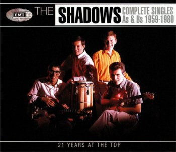 The Shadows - Complete Singles As & Bs 1959-1980 (4CD Box Set EMI Records) 2004