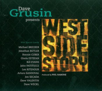 Dave Grusin - Dave Grusin Presents: West Side Story (N2K Encoded Music) 1997