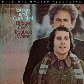 Simon And Garfunkel - Bridge Over Troubled Water (JVC Japan 'SuperVinyl' / MFSL LP 1984 VinylRip 24/96) 1969