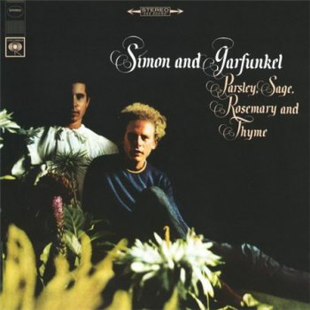 Simon And Garfunkel - Parsley, Sage, Rosemary And Thyme (Columbia / Legacy Records Remaster 2001) 1966