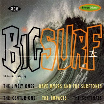 Various Artists - Big Surf (Ace Records UK) 1991