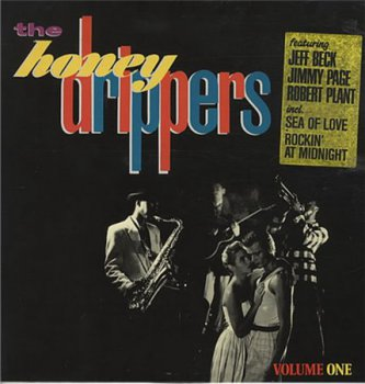 "The Honeydrippers - Volume One (Es Paranza Records 12"" EP VinylRip 24/96) 1984"