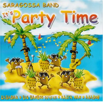 Saragossa Band - It's Party Time 2001