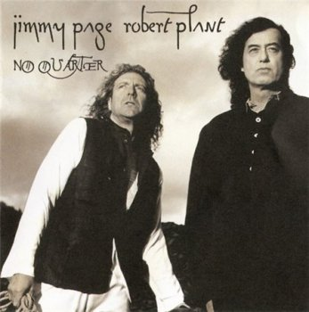 Jimmy Page / Robert Plant - No Quarter ( Atlantic Records Non-Remaster) 1994