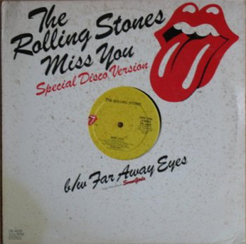 "The Rolling Stones - Miss You (Rolling Stones Records 12"" Special Disco Version EP VinylRip 24/96) 1978"