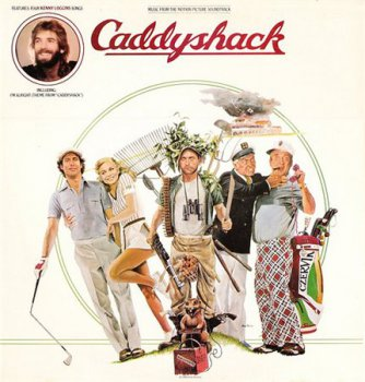 Various Artists - Caddyshack OST (Columbia Records LP VinylRip 24/96) 1980