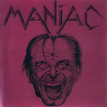 Maniac (Aut) - Maniac (1985, Re-Released 1989)