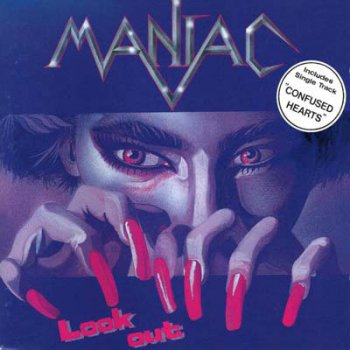 Maniac (Aut) - Look Out (1989)