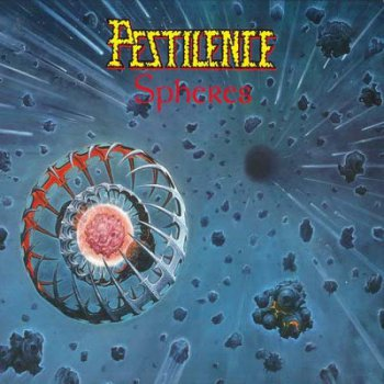 Pestilence (Nld) - Spheres (Golden Disc, Limited Edition) 1993, Re-Released 2007