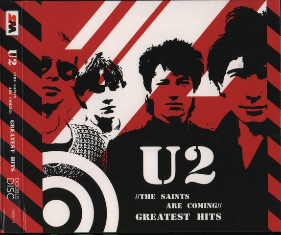 U2 - Greatest Hits 2000