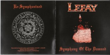 Lefay - Symphony Of The Damned 1999