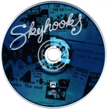 Skyhooks -  Demos And Dialogue 1984