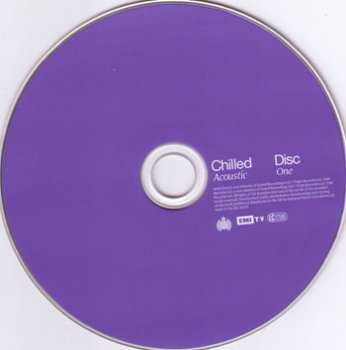 Ministry Of Sound - Chilled Acoustic (2010) 3CD